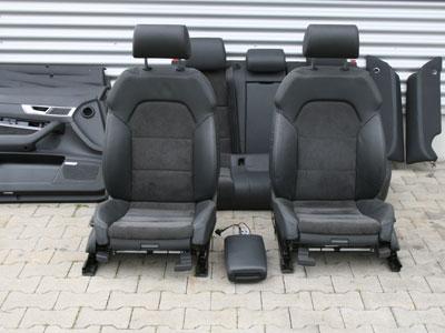 Gebrauchtteile Audi Amp Vw Gt Sitzgarnituren